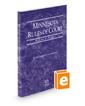 Minnesota Rules of Court - Federal, 2020 ed. (Vol. II, Minnesota Court Rules)