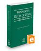 Minnesota Rules of Court - State, 2017 ed. (Vol. I, Minnesota Court Rules)