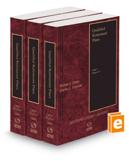 Qualified Retirement Plans, 2020-2021 ed. (Employment Law Series)