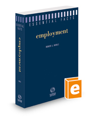 Essential Facts: Employment, 2020-2021 ed.