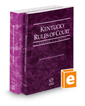 Kentucky Rules of Court - State and Federal, 2020 ed. (Vols. I & II, Kentucky Court Rules)