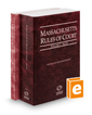 Massachusetts Rules of Court - State and Federal, 2016 ed. (Vols. I & II, Massachusetts Court Rules)