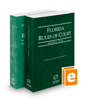 Florida Rules of Court - State and Federal, 2017 ed. (Vols. I & II, Florida Court Rules)