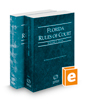 Florida Rules of Court - State and Federal, 2019 ed. (Vols. I & II, Florida Court Rules)