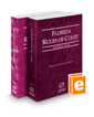 Florida Rules of Court - State and Federal, 2020 revised ed. (Vols. I & II, Florida Court Rules)