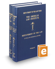 Restatement of the Law (3d) of the Law Governing Lawyers