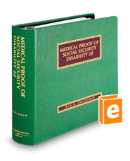Medical Proof of Social Security Disability, 2d