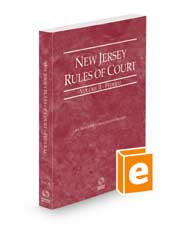 New Jersey Rules of Court - Federal, 2022 ed. (Vol. II, New Jersey Court Rules)
