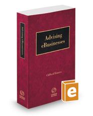 Advising eBusinesses, 2018-2019 ed.