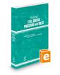 Federal Civil Judicial Procedure and Rules, 2021 revised ed.
