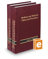 Medicare and Medicaid Claims and Procedures, 4th