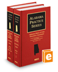 Alabama Rules of Civil Procedure Annotated, 4th (Alabama Practice Series)