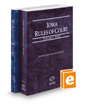 Iowa Rules of Court - State and Federal, 2021 ed. (Vols. I & II, Iowa Court Rules)