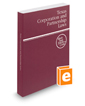 Texas Corporation and Partnership Laws, 2018 ed. (West's® Texas Statutes and Codes)