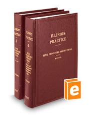 Civil Procedure Before Trial, 2d (Vols. 3 and 4, Illinois Practice Series)
