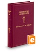 Restatement of the Law (2d) of Conflict of Laws, with Appendices