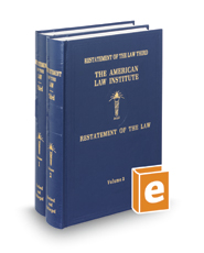 Restatement of the Law of Restitution