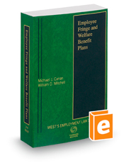 Employee Fringe and Welfare Benefit Plans, 2016 ed. (Employment Law)