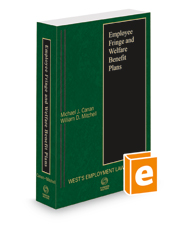 Employee Fringe and Welfare Benefit Plans, 2021 ed. (Employment Law)