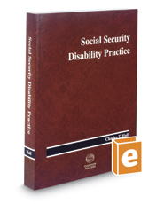 Social Security Disability Practice, 2016 ed.
