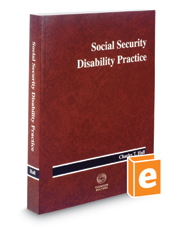 Social Security Disability Practice, 2018 ed.