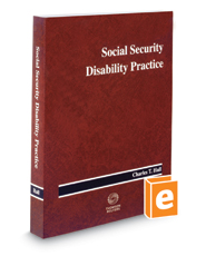 Social Security Disability Practice, 2020 ed.