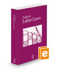 Federal Labor Laws, 2021 ed.