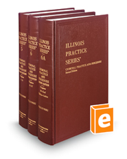 Criminal Practice and Procedure, 2d (Vols. 5-6A, Illinois Practice Series)