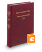 Appellate Procedure, 3d (Vol. 24, Indiana Practice Series)