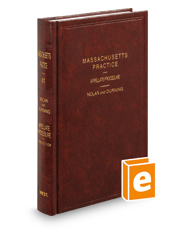 Appellate Procedure, 3d (Vol. 41, Massachusetts Practice Series)