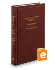 Appellate Procedure, 3d (Vol. 41, Massachusetts Practice Series)