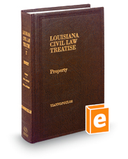 Property, 5th (Vol. 2,  Louisiana Civil Law Treatise Series)