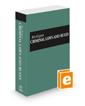 Michigan Criminal Laws and Rules, 2021 ed.