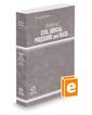 Federal Civil Judicial Procedure and Rules, 2018 revised ed.