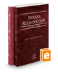 Indiana Rules of Court - State and Federal, 2017 ed. (Vols. I-II, Indiana Court Rules)