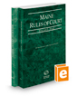 Maine Rules of Court - State and Federal, 2016 ed. (Vols. I & II, Maine Court Rules)
