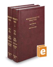 Rules Practice, 2d (Vols. 6-7, Massachusetts Practice Series)