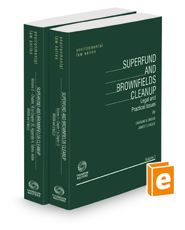 Superfund and Brownfields Cleanup, 2021 ed.