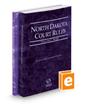 North Dakota Court Rules – State and Federal, 2020 ed. (Vols. I & II, North Dakota Court Rules)
