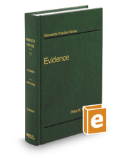 Evidence, 4th (Vol. 11, Minnesota Practice Series)
