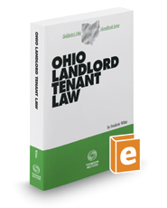 Ohio Landlord Tenant Law, 2017-2018 ed. (Baldwin's Ohio Handbook Series)