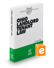 Ohio Landlord Tenant Law, 2018-2019 ed. (Baldwin's Ohio Handbook Series)