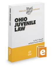 Ohio Juvenile Law, 2017 ed. (Baldwin's Ohio Handbook Series)