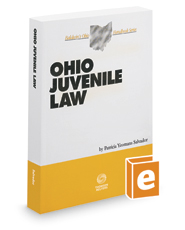 Ohio Juvenile Law, 2019 ed. (Baldwin's Ohio Handbook Series)