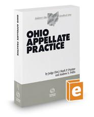 Ohio Appellate Practice, 2019-2020 ed. (Baldwin's Ohio Handbook Series)