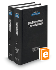 Local Government Law - Municipal (Baldwin's Ohio Practice)