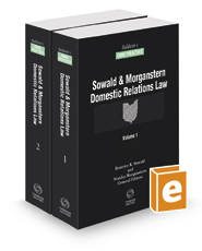 Domestic Relations Law, 2019-2020 ed. (Baldwin's Ohio Practice)
