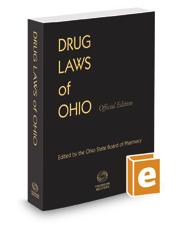 Drug Laws of Ohio, 2016 ed.