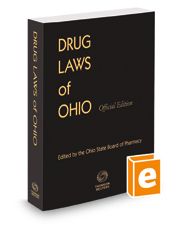 Drug Laws of Ohio, 2017 ed.