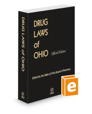 Drug Laws of Ohio, 2020 ed.